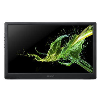Acer PM Monitor | PM161Q | Black