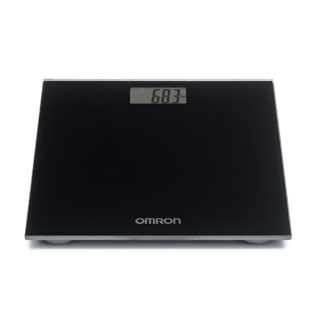 OMRON HN289 Midnight Black Digital Scale