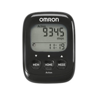 OMRON Walking style IV Black Activity Monitor