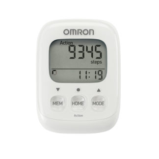 OMRON Walking style IV White Activity Monitor