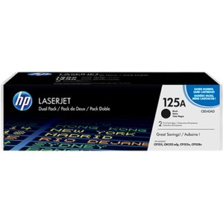 HP 125A 2-pack Black Original LaserJet Toner Cartridges £126