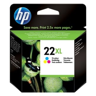 HP 22XL High Yield Tri-color Original Ink Cartridge £36.89