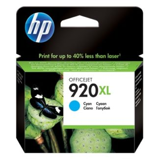 HP 920XL High Yield Cyan Original Ink Cartridge £16.19