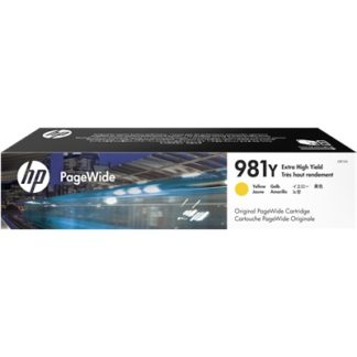 HP 981Y Extra High Yield Yellow Original PageWide Cartridge £170.4