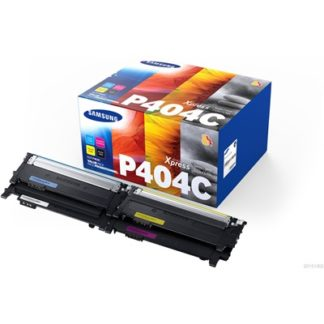 Samsung CLT-P404C 4-pack Black/Cyan/Magenta/Yellow Toner Cartridges £134.4