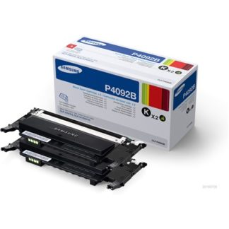 Samsung CLT-P4092B 2-pack Black Toner Cartridges £74.4