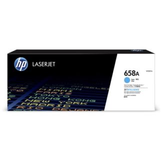 HP 658A Cyan Original LaserJet Toner Cartridge £251