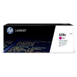 HP 658X High Yield Magenta Original LaserJet Toner Cartridge £600