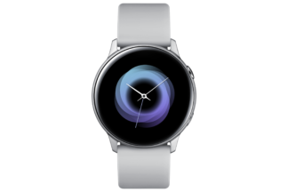 Samsung Galaxy Watch Active 40mm Silver