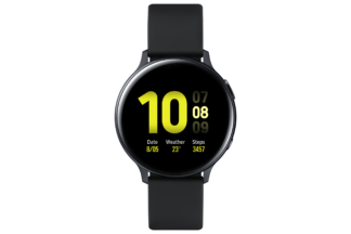 Samsung Galaxy Watch Active2 Bluetooth 44mm Black (SM-R820NZKABTU)