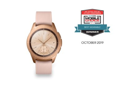 Samsung Galaxy Watch Rose Gold 42mm (SM-R810NZDABTU)