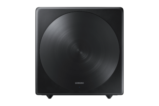 Samsung Black Sound+ SWA-W700 Wireless Sub-Woofer